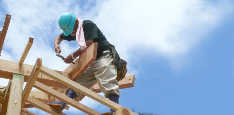 大桃の大工 福島で注文住宅を建てる工務店 大桃建設の匠の木の家づくり